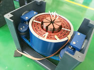 Electric Vibration Testing Equipment Vertical Extension Table Easy Operation